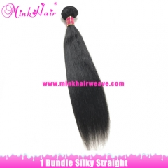 Mink Hair Weave Top Quality Mink Brazilian Hair Soft Smooth Hair Bundles Silky Straight Hair
