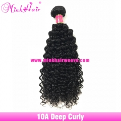 Mink Brazilian Deep Curly Hair Top Quality Wholesale Mink Hair Vendors