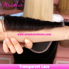 Transparent Lace Closure, Transparent Lace Frontal Size 4x4 5x5 6x6 13x4 13x6