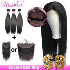 Custom Made Wig - Service Charge