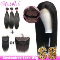 Custom Made Lace Wig - Service Charge